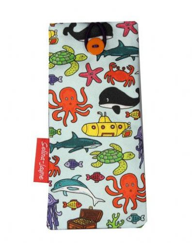 Selina-Jayne Sea World Limited Edition Designer Soft Glasses Case